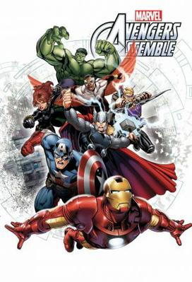 Marvel's Avengers Assemble (season 3)