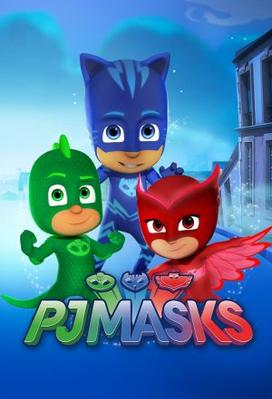 PJ Masks (season 1)