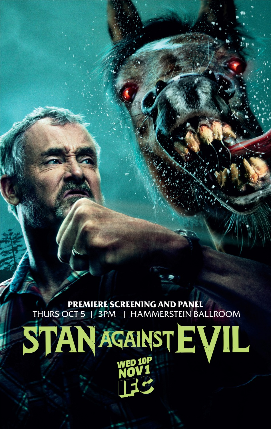 Stan Against Evil (season 2)