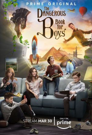 The Dangerous Book For Boys (season 1)