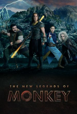The New Legends of Monkey (season 1)