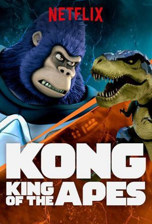 Kong: King of the Apes (season 2)