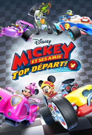 Mickey and the Roadster Racers (season 2)