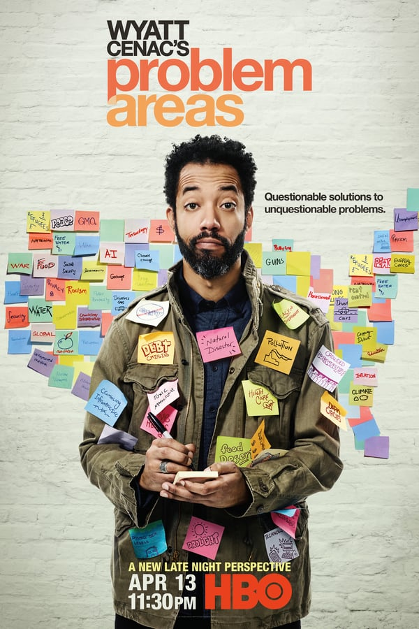 Wyatt Cenac's Problem Areas (season 1)