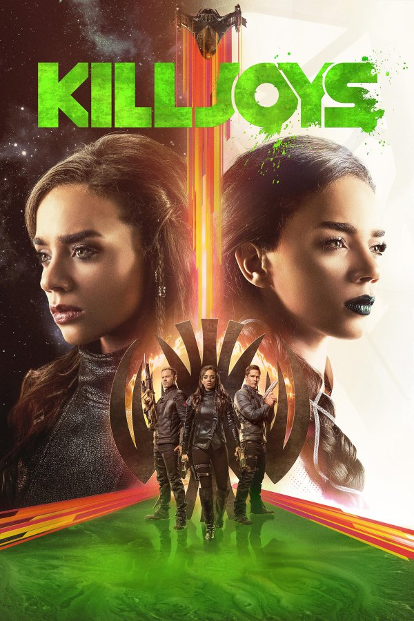Killjoys (season 1)