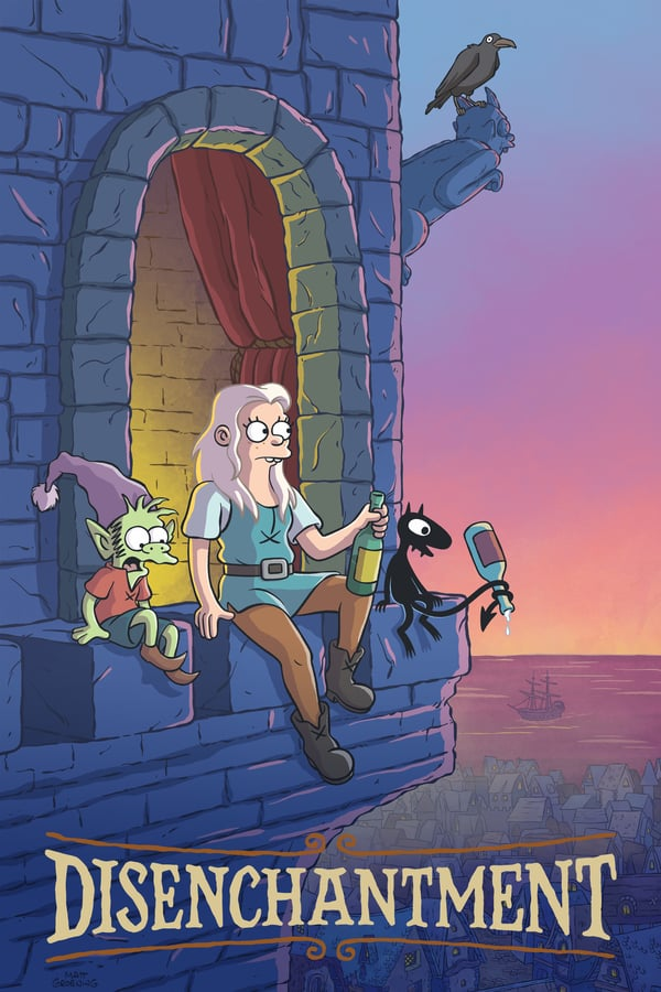 Disenchantment (season 1)