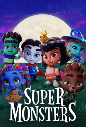 Super Monsters (season 1)
