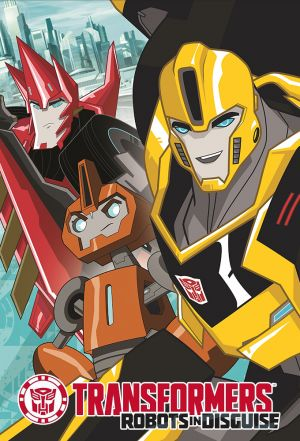 Transformers: Robots In Disguise (season 3)