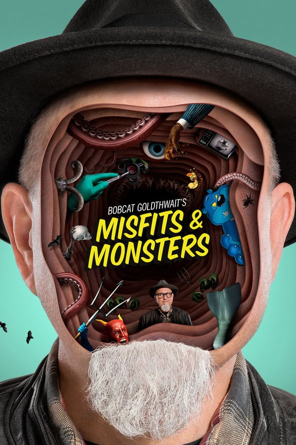 Bobcat Goldthwait's Misfits & Monsters (season 1)