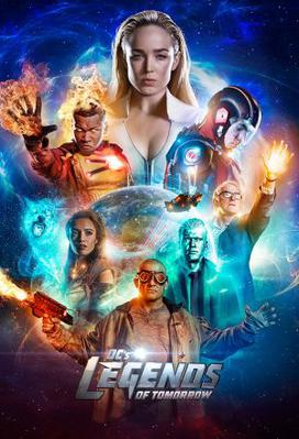 DC's Legends of Tomorrow (season 4)
