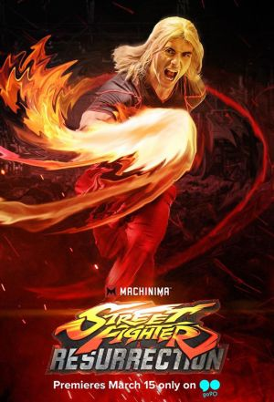 Street Fighter: Resurrection (season 1)