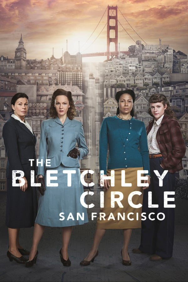 The Bletchley Circle: San Francisco (season 1)