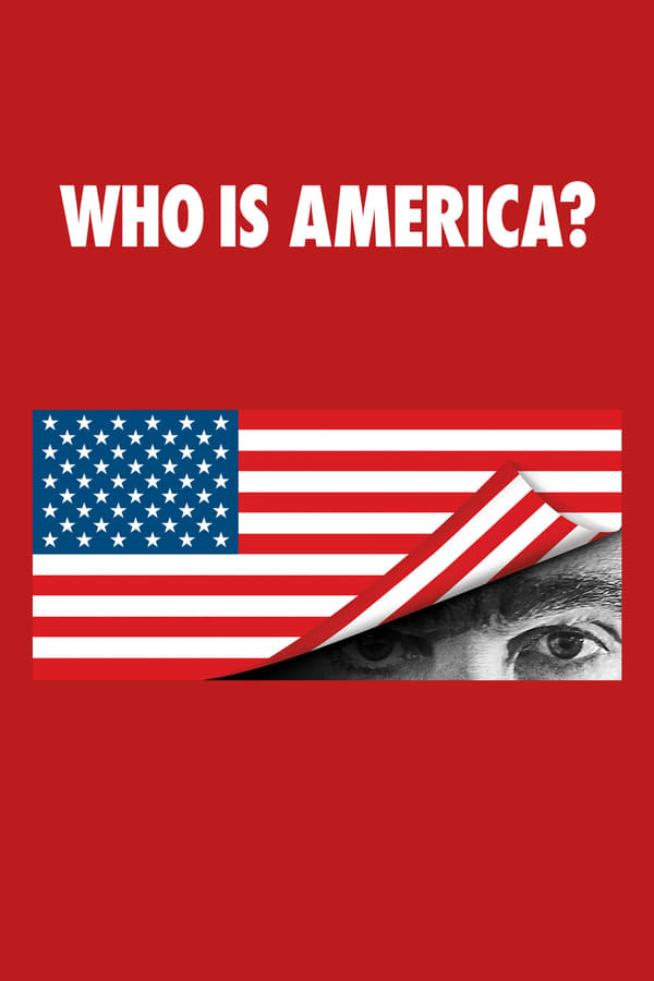 Who Is America? (season 1)