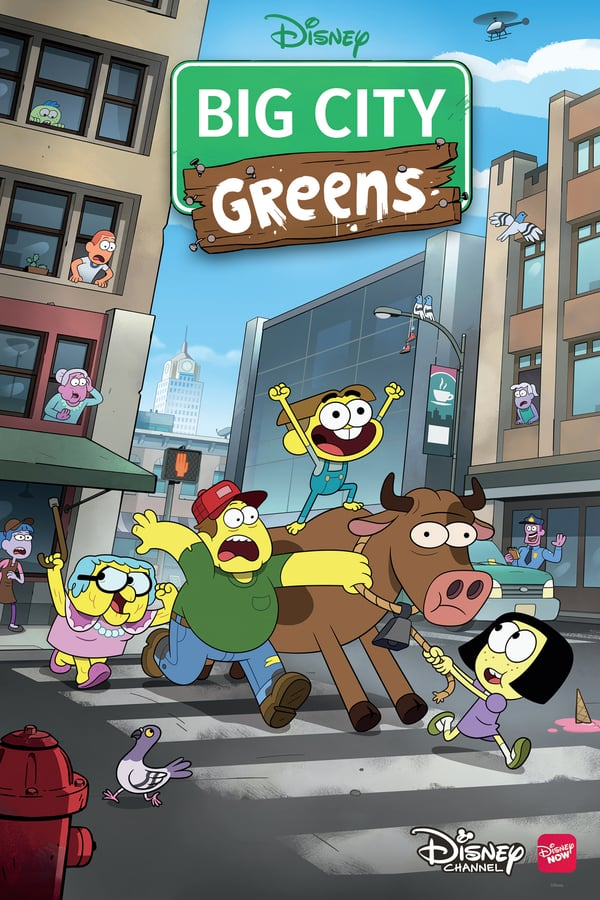Big City Greens (season 1)
