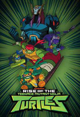 Rise of the Teenage Mutant Ninja Turtles (season 1)