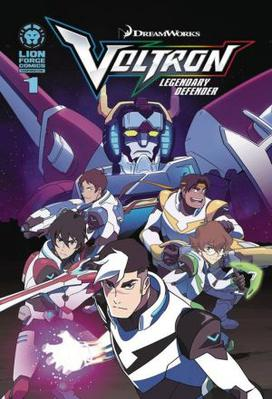 Voltron: Legendary Defender (season 1)