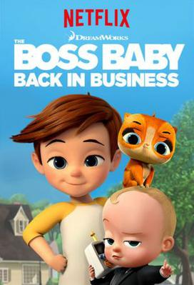 The Boss Baby: Back in Business (season 2)