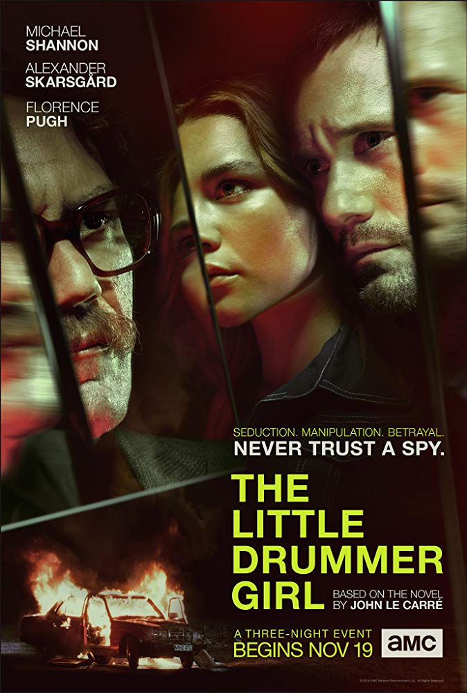The Little Drummer Girl (season 1)