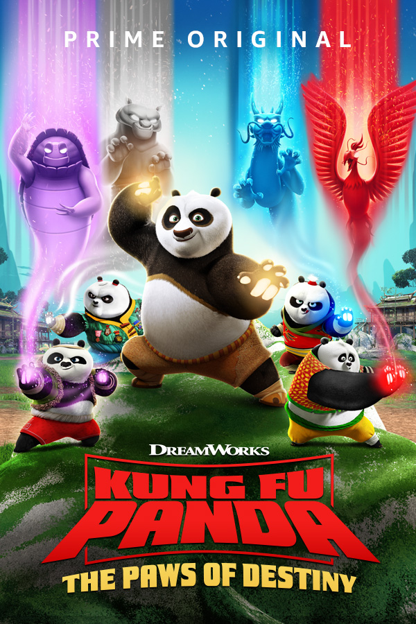 Kung Fu Panda: The Paws of Destiny (season 1)