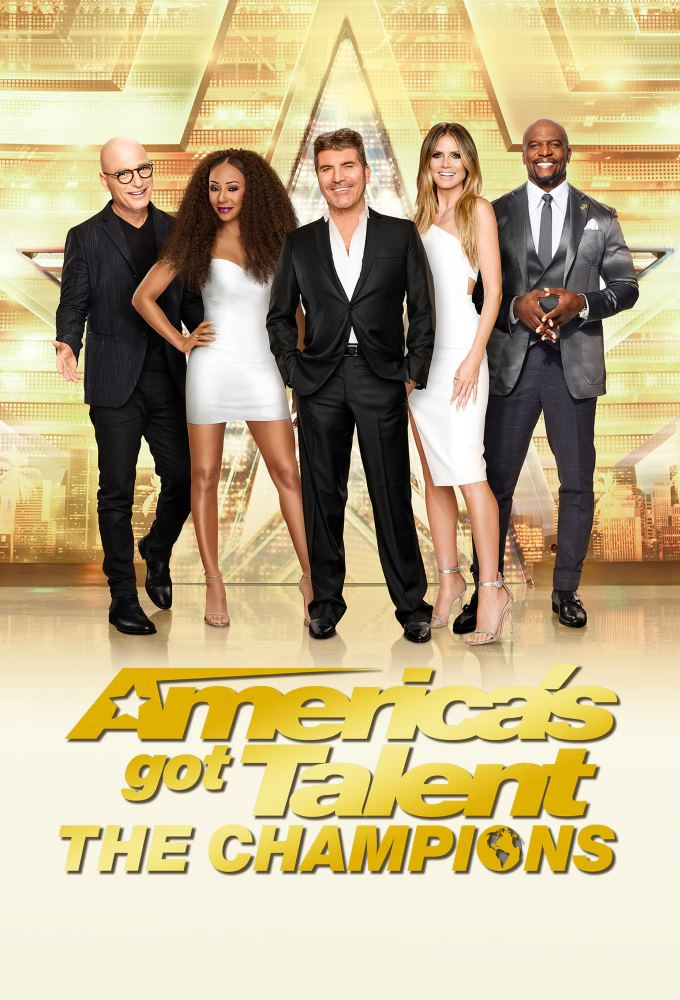 America's Got Talent: The Champions (season 1)