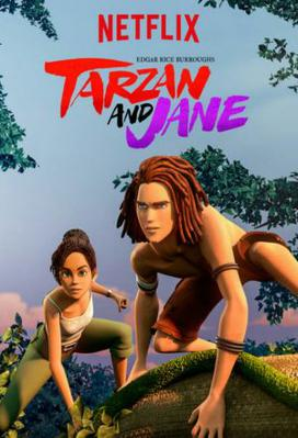 Edgar Rice Burroughs' Tarzan and Jane (season 2)
