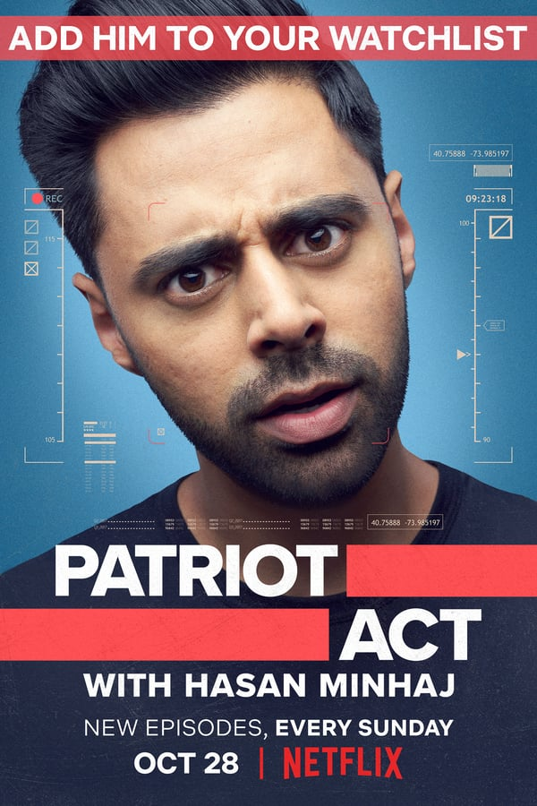 Patriot Act with Hasan Minhaj (season 2)
