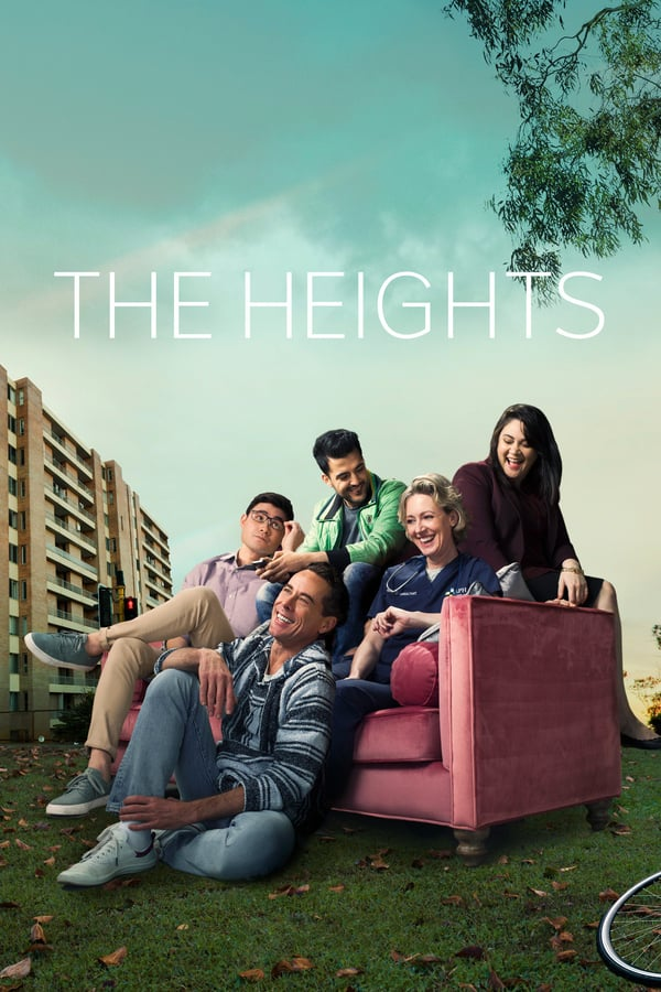 The Heights (AU) (season 1)