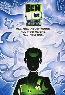 Ben 10: Alien Force (season 1)