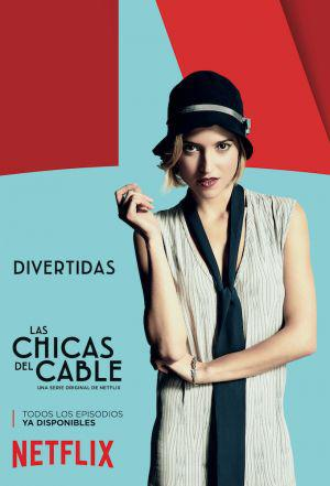 Cable Girls (season 4)