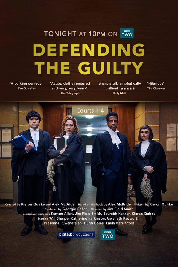 Defending the Guilty (season 1)