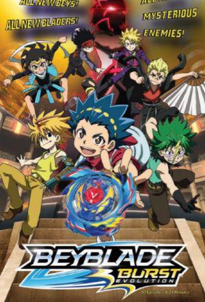 Beyblade Burst (season 3)