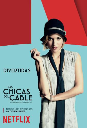 Cable Girls (season 5)