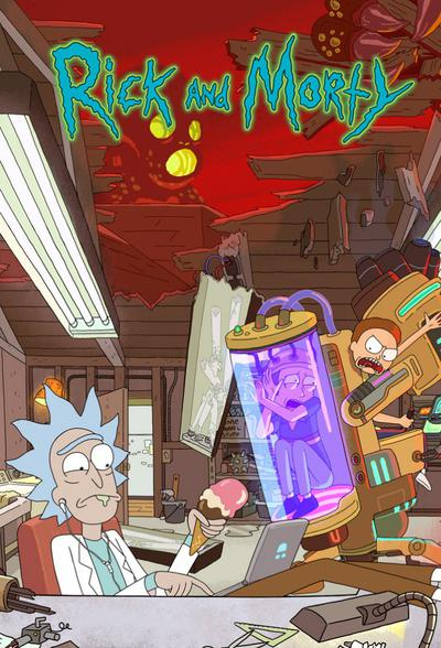 Rick and Morty (season 2)