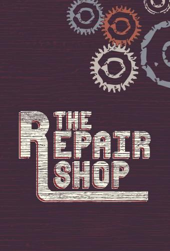 The Repair Shop (season 3)