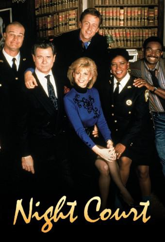 Night Court (season 8)