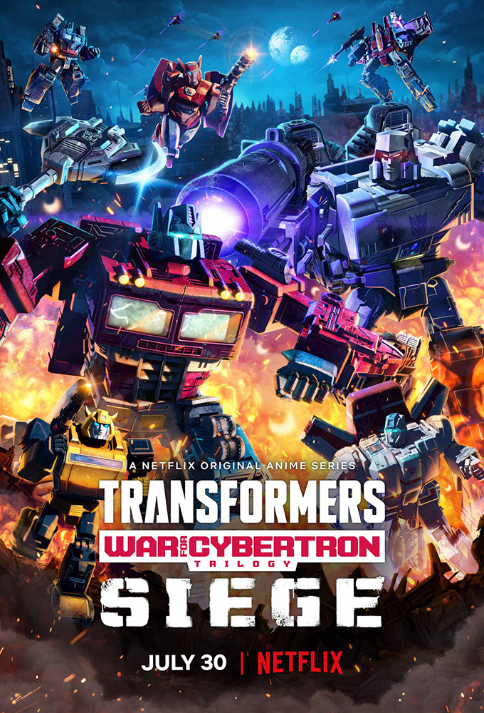 Transformers: War For Cybertron Trilogy (season 1)