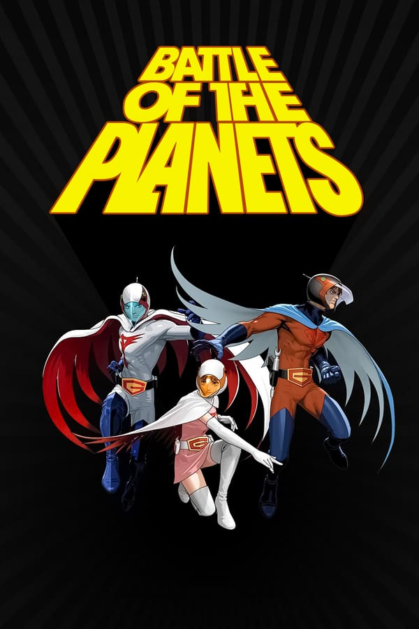 Battle of the Planets (season 1)