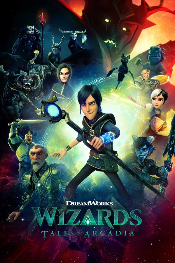 Wizards: Tales of Arcadia (season 1)