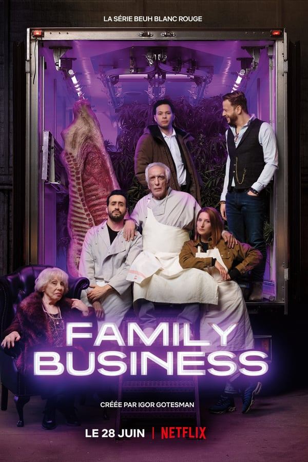 Family Business (season 2)