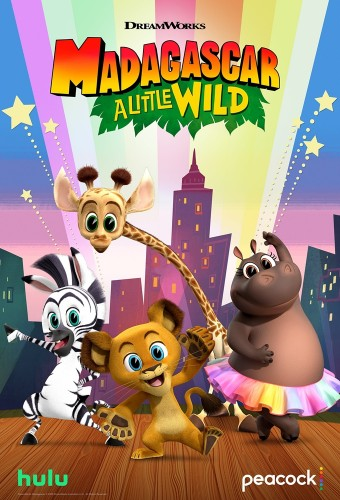 Madagascar: A Little Wild (season 1)