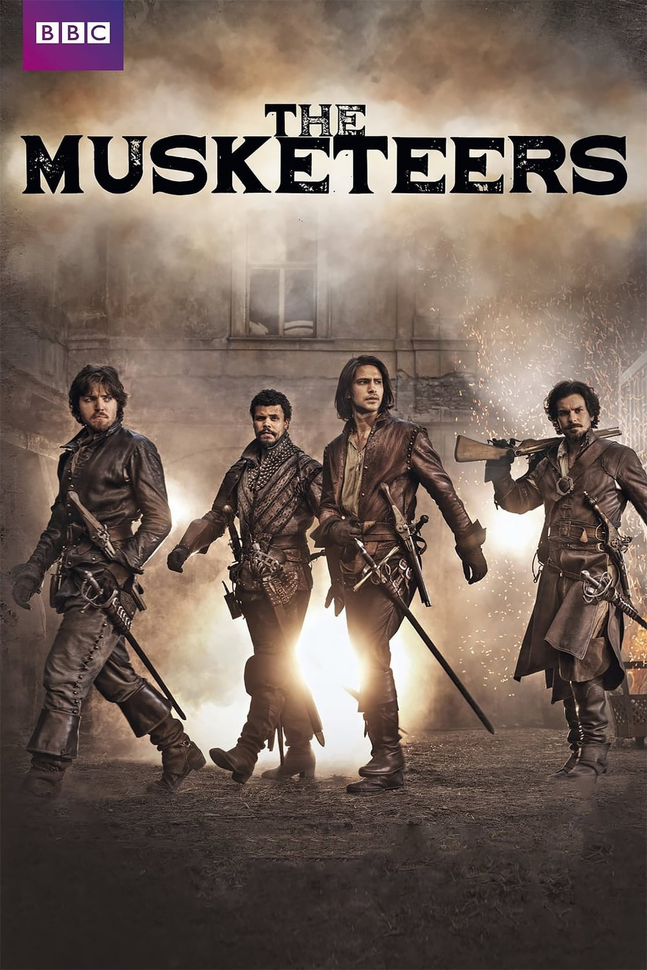 The Musketeers (season 3)