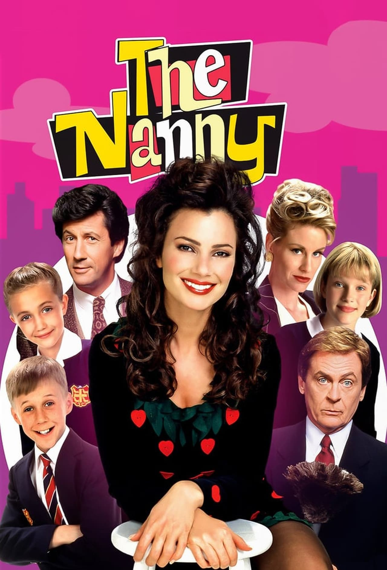 The Nanny (season 3)