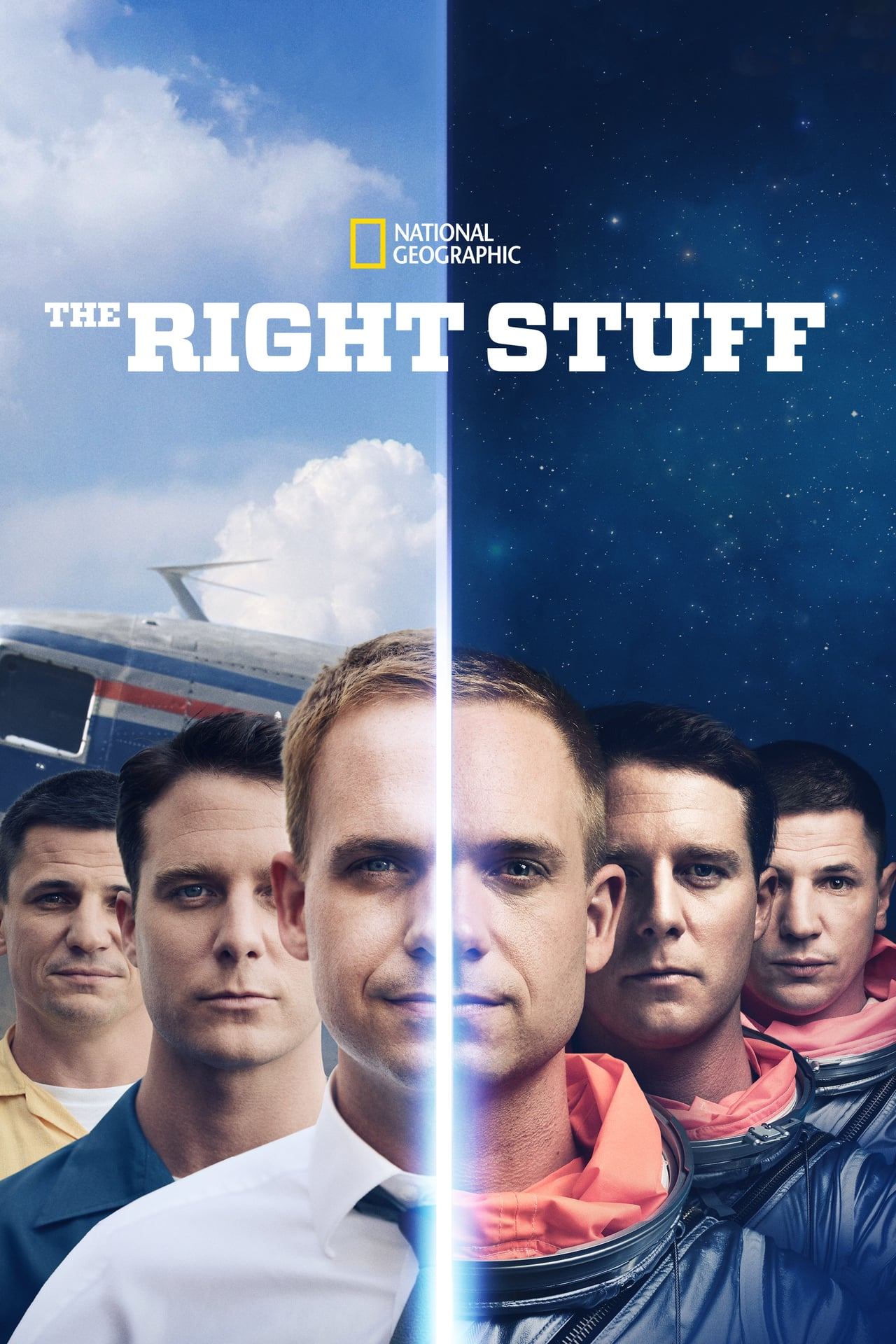 The Right Stuff (season 1)
