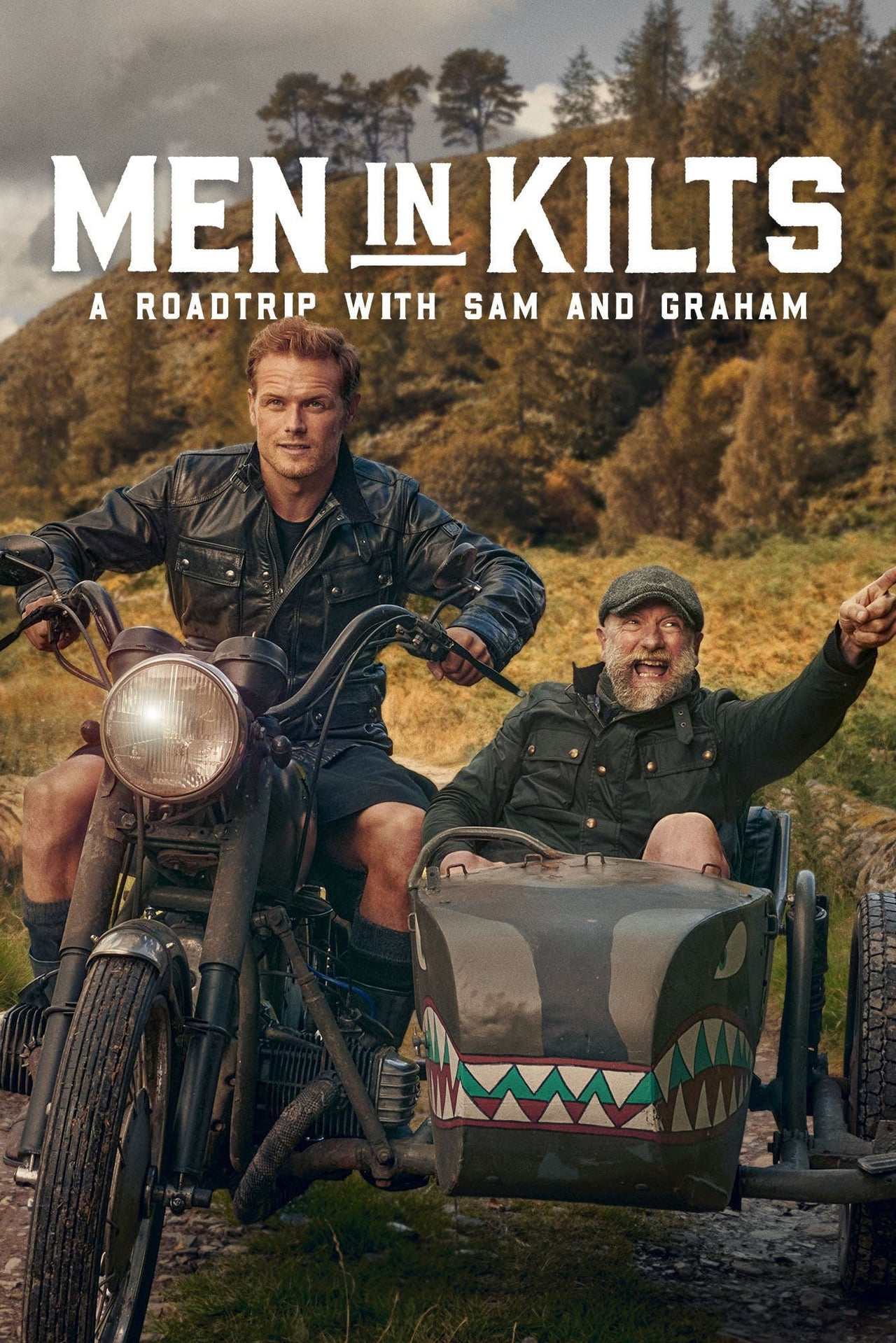 Men in Kilts: A Roadtrip with Sam and Graham (season 1)