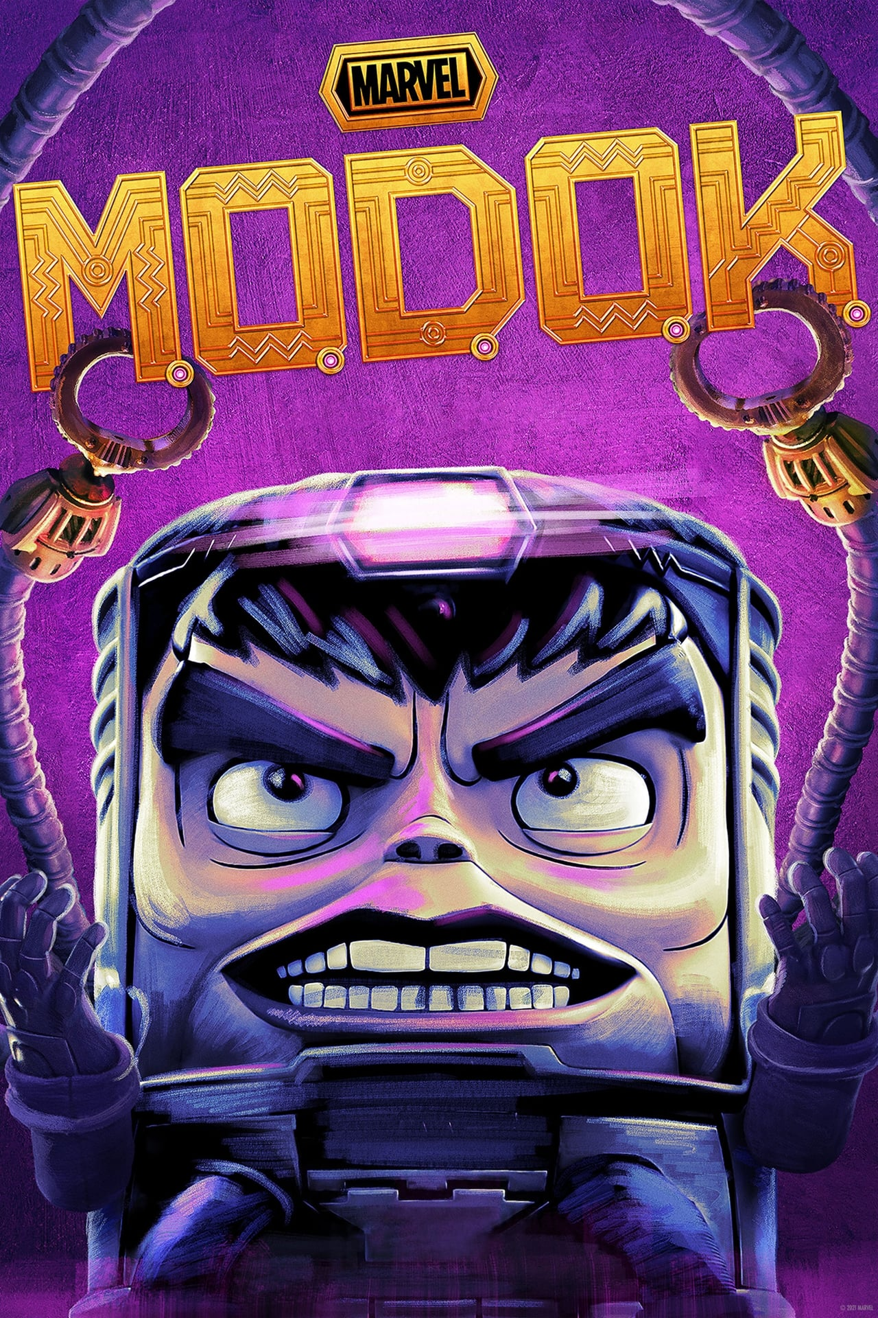 Marvel's M.O.D.O.K. (season 1)