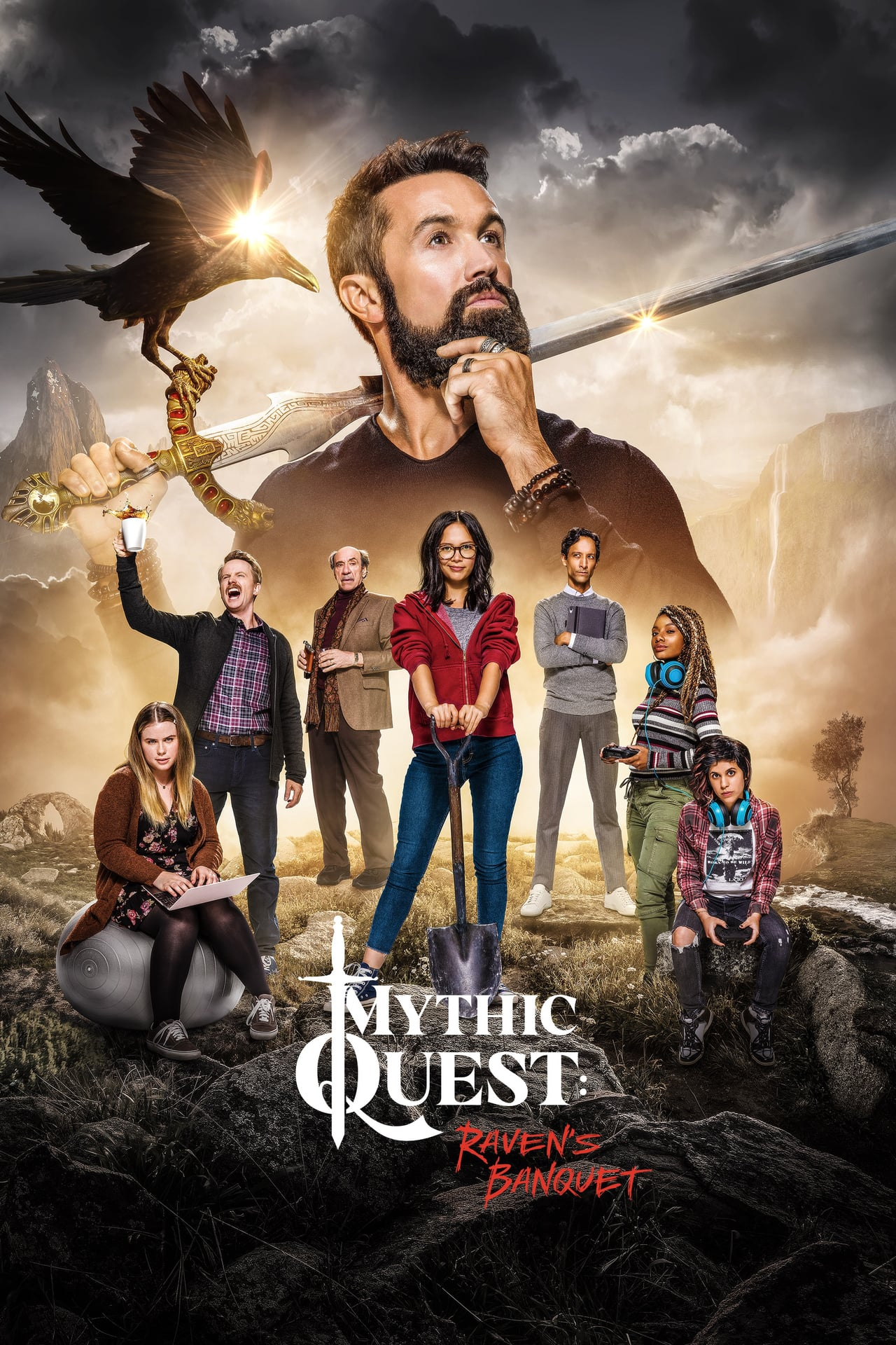 Mythic Quest: Raven's Banquet (season 2)