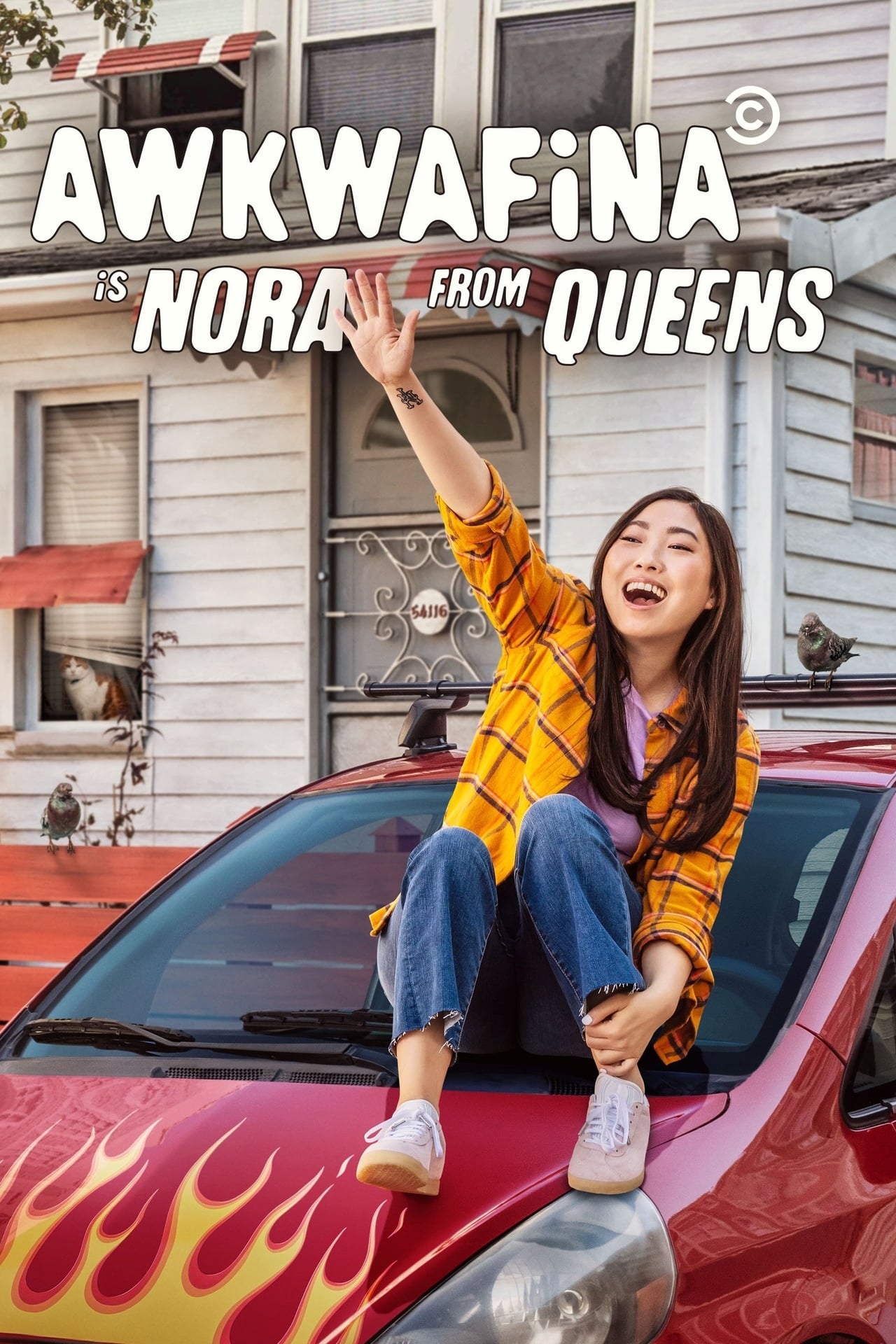 Awkwafina is Nora From Queens (season 2)