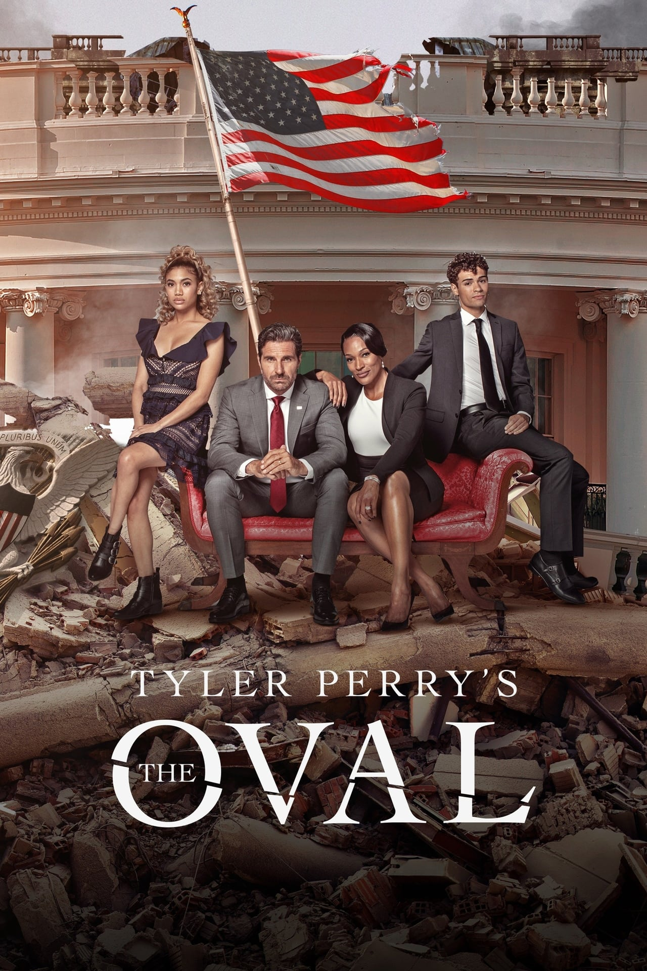 Tyler Perry's The Oval (season 3)
