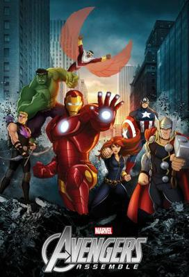 Marvel's Avengers Assemble (season 4)